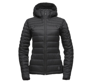 Cold Forge Down Hoody - Women's, Black, large