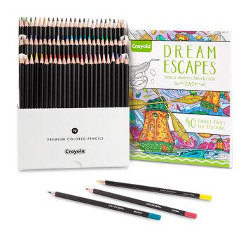 Dream Escapes Coloring Book Bundle