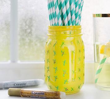 DIY Mason Jar Craft Kit