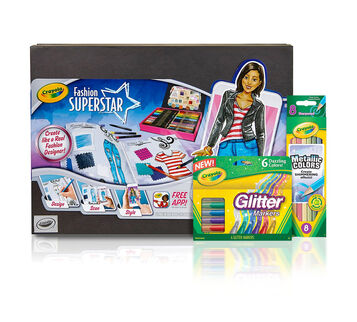 Fashion Superstar Deluxe Kit