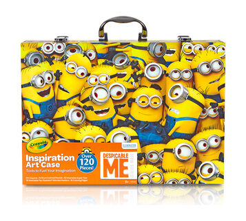 Despicable Me Inspiration Art Case Front