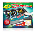 Dry Erase Light Up Board front package