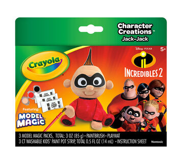 Model Magic Character Creations, Incredibles 2