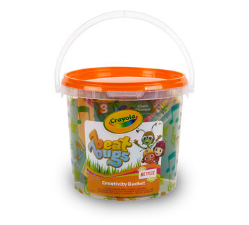 Beat Bugs Creativity Bucket Front