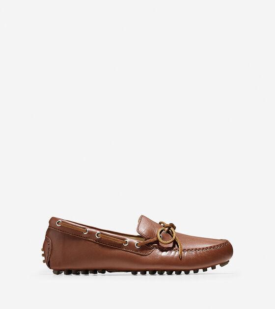 105e454e913 Womens Garnet Driver Shoes in Luggage