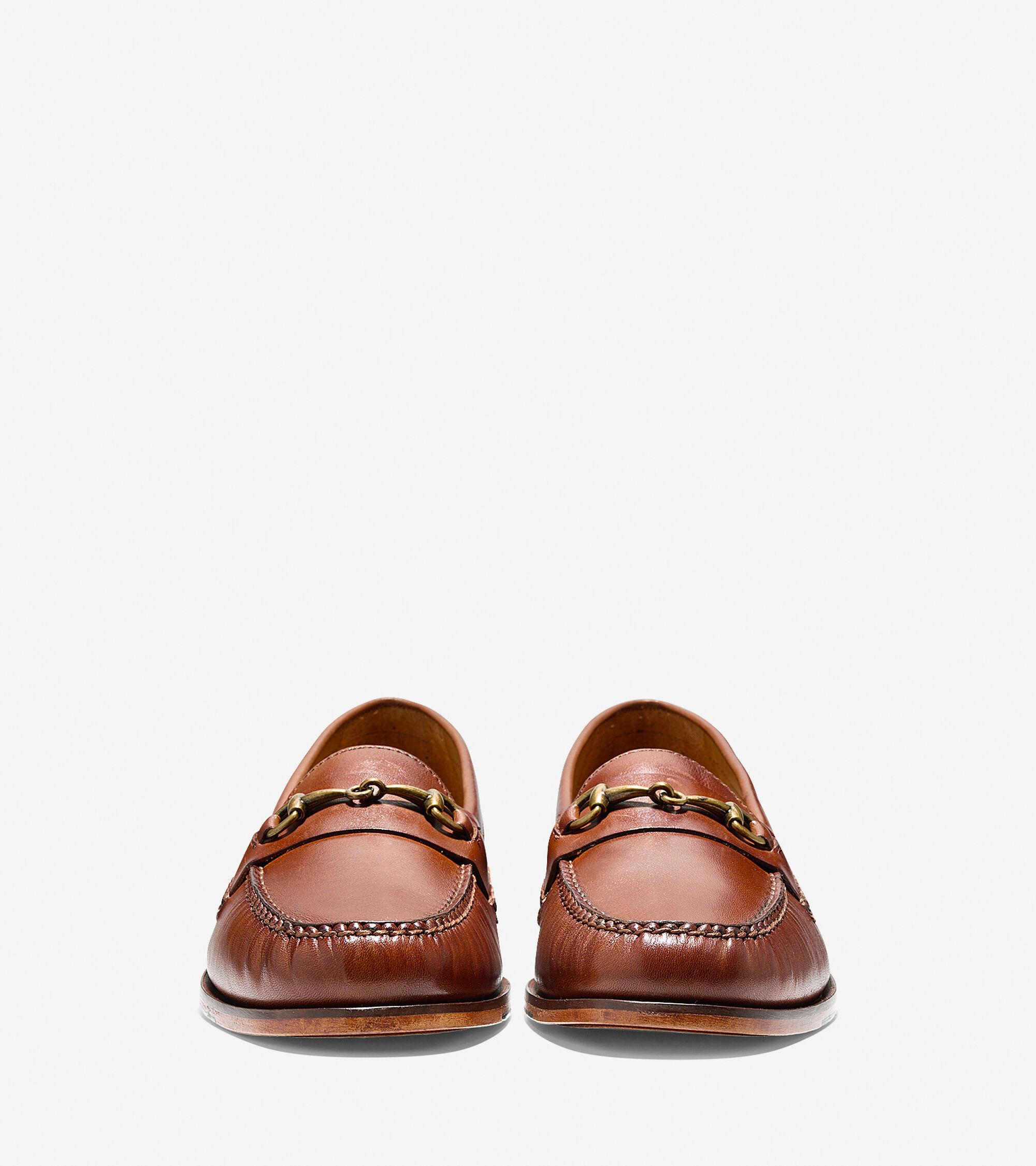 6481874cfbf Mens Pinch Grand Penny Bit Loafers in Papaya