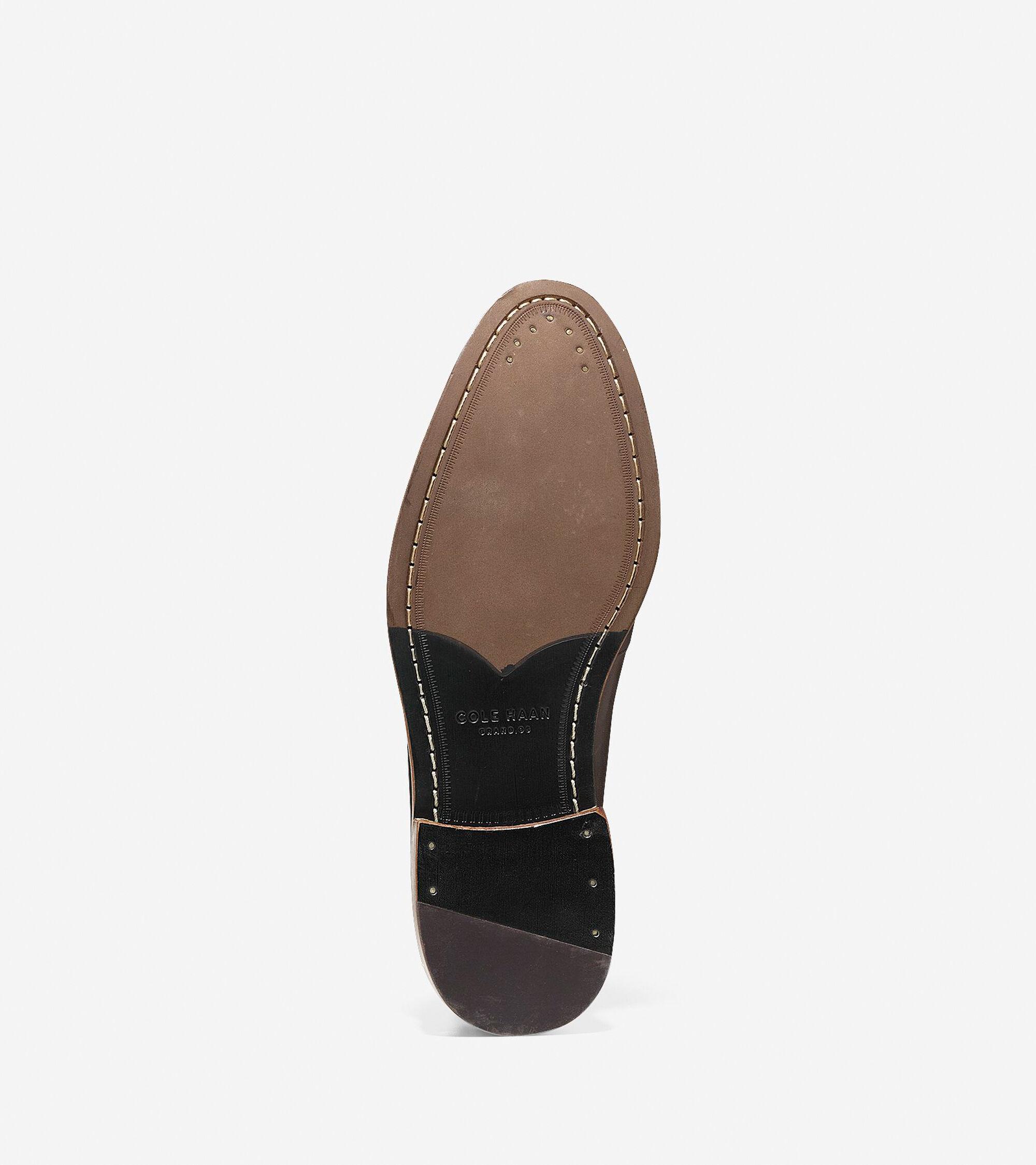 f1276cee894 Mens Pinch Gotham Bit Loafers in Chestnut