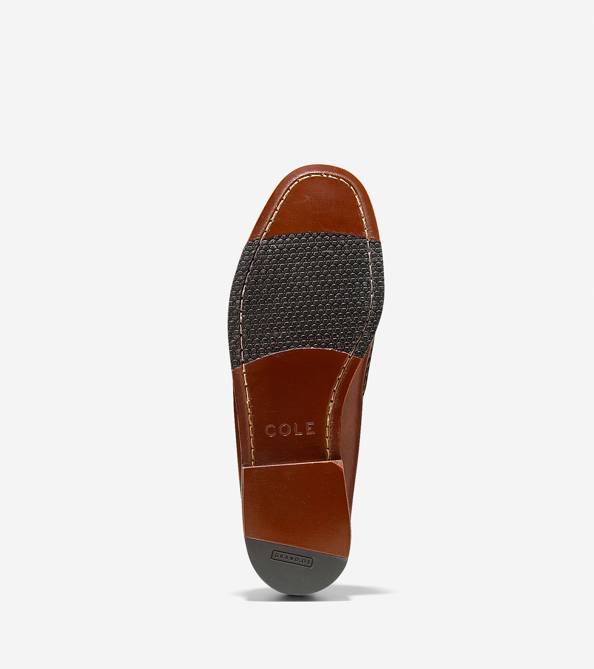 f8aac784fc7 Mens Pinch Grand Penny Bit Loafers in Papaya