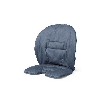 Coussin chaise haute Steps - Bleu