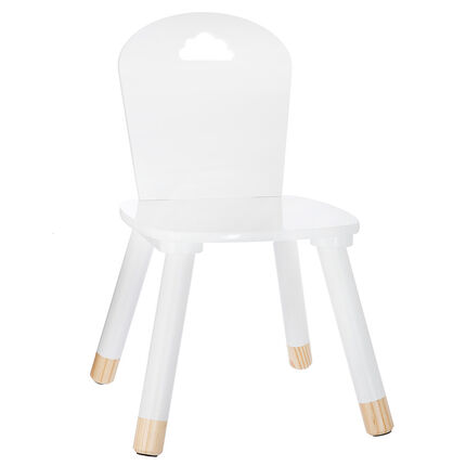 Chaise Douceur - Blanc