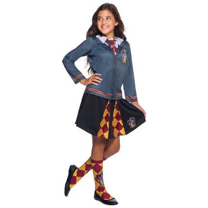 Déguisement fille Gryffondor Harry Potter taille 7-8 ans