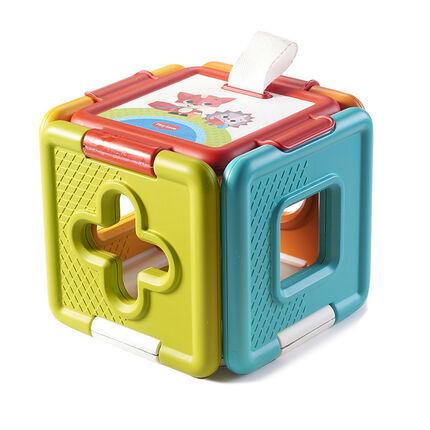 Jouet 1er âge Cube magique