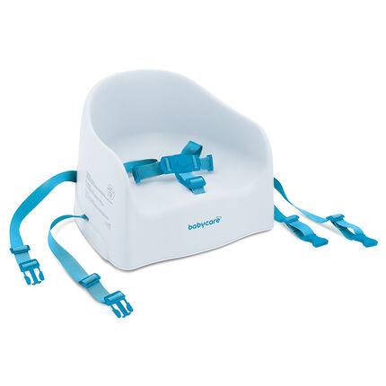 Rehausseur de chaise - Blanc/Bleu