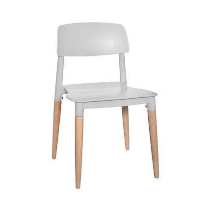 Chaise table pour enfant Design - Gris