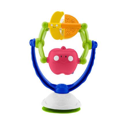 Hochet ventouse musical – Fruits