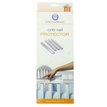 Protection bords de lit 3 cm transparent