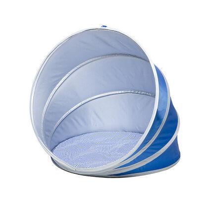 Tente de plage anti-UV - Bleu