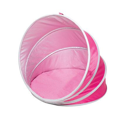 Tente de plage anti-UV - Fuchsia rose
