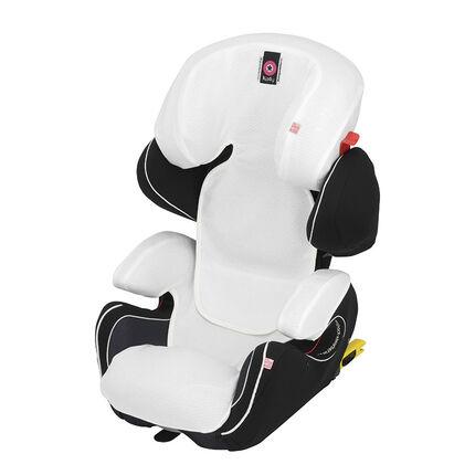 Housse d'été Becool pour siège-auto Guardian Pro 2/Guardianfix blanc