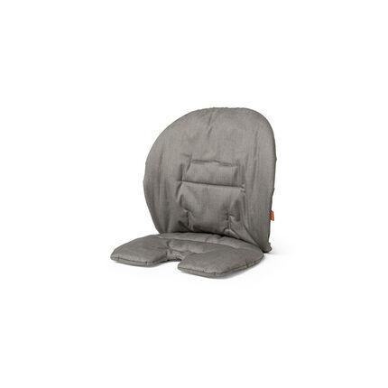 Coussin pour chaise haute Steps - Gris