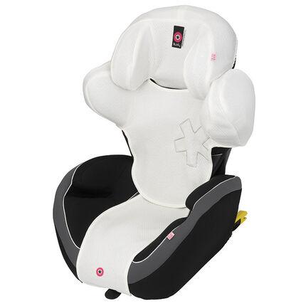 Housse d'été BeCool pour siège-auto Phoenixfix Pro 2 blanc