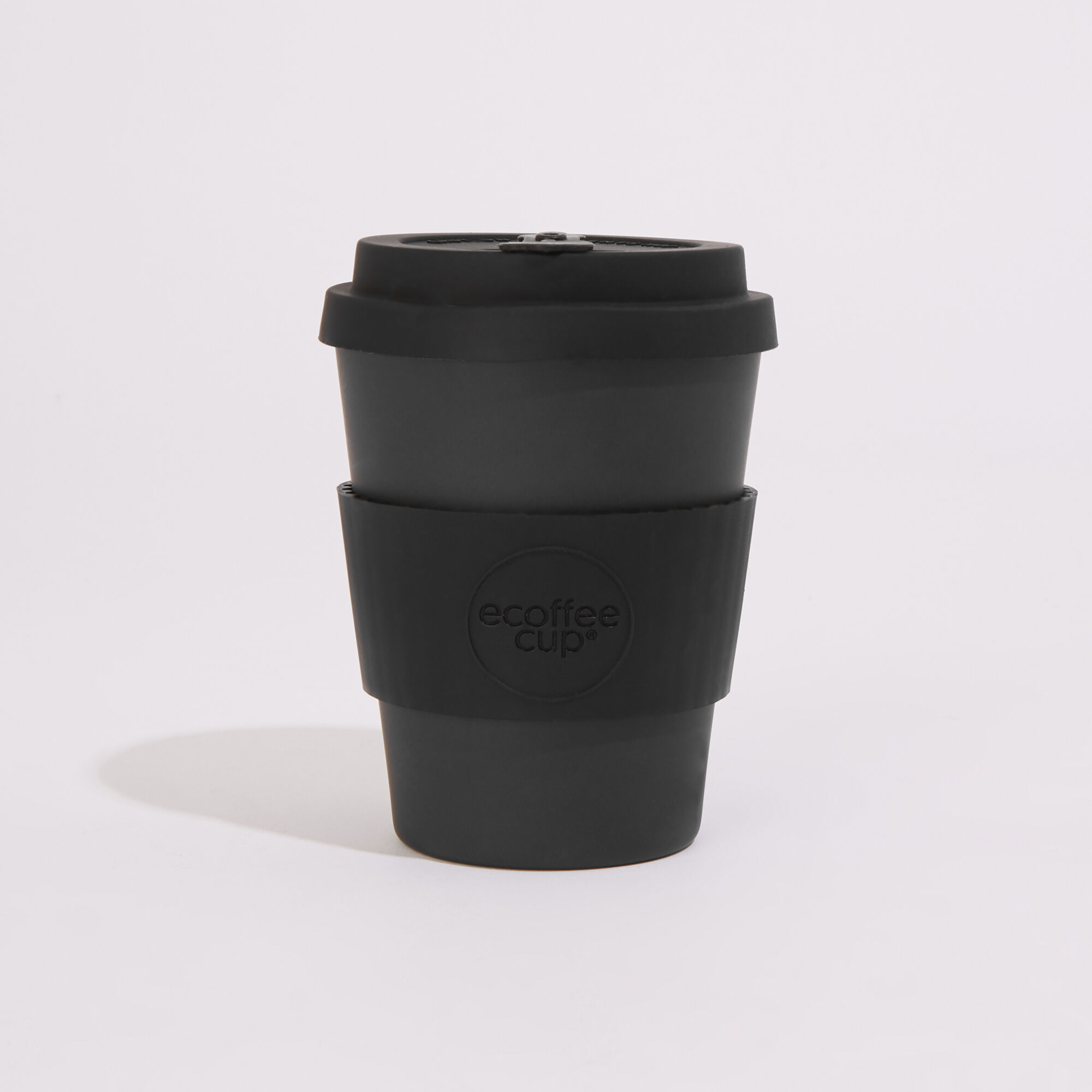 Warehouse, Ecoffee Reusable Coffee Cup Black 1