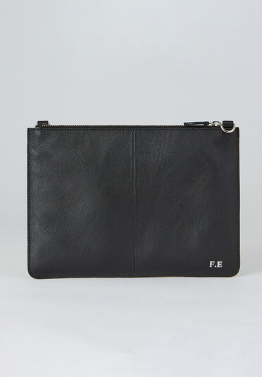 Warehouse, MONOGRAM MULTIWAY CLUTCH Animal 1