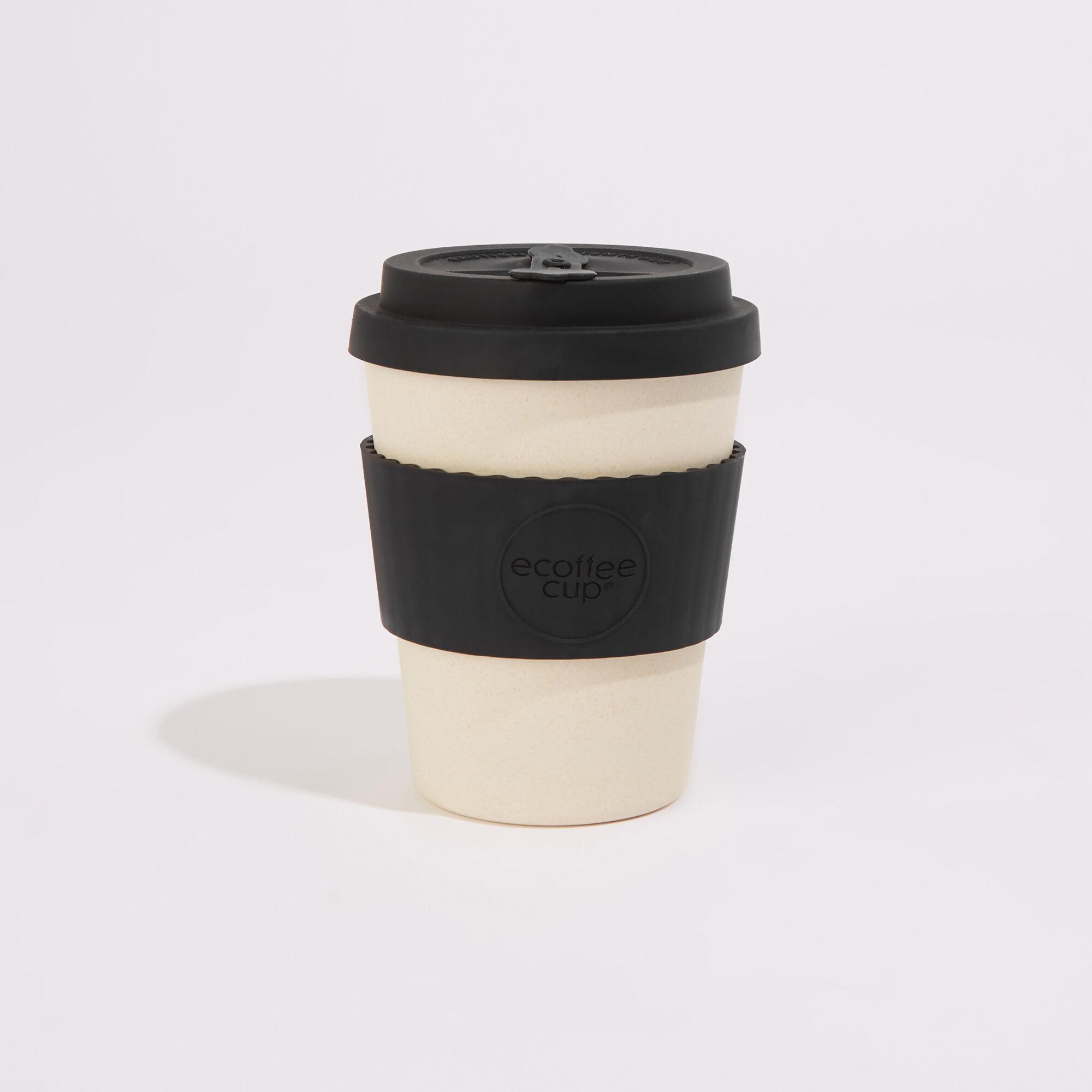 Warehouse, Ecoffee Reusable Coffee Cup White 1