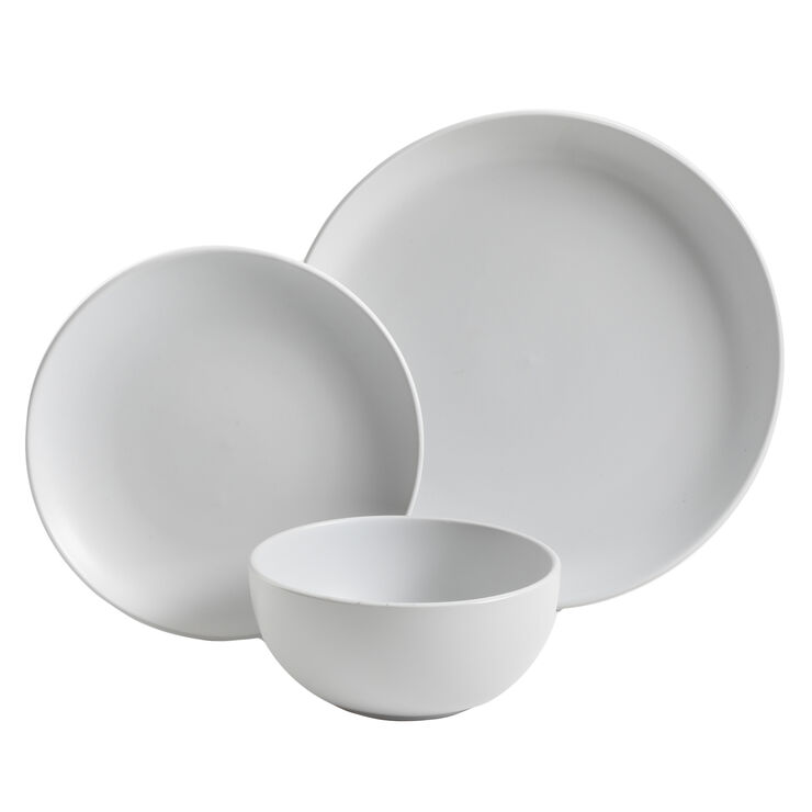 Dinnerware Set - White