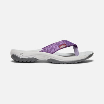 Women's KONA FLIP II in MAJESTY/SHARK - large view.