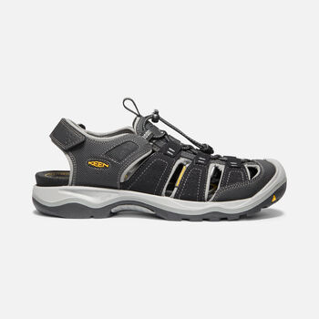 Men's RIALTO II H2 in Black/Gargoyle - large view.