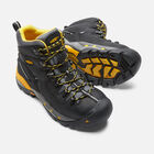 """Men's Pittsburgh 6"""" Boot (Steel Toe) in Black - small view."""