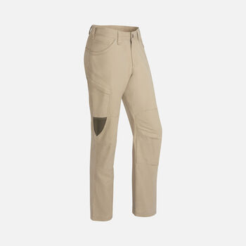 Men's Newport Pant in Khaki/Olive Green - large view.