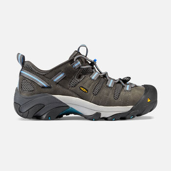Women's Atlanta Cool ESD (Steel Toe) in Gargoyle - large view.