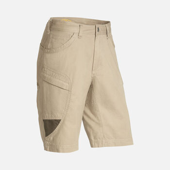 Men's Newport Short in Khaki/Olive Green - large view.