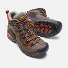 """Men's Pittsburgh 6"""" Boot (Soft Toe) in Cascade Brown/Bombay Brown - small view."""