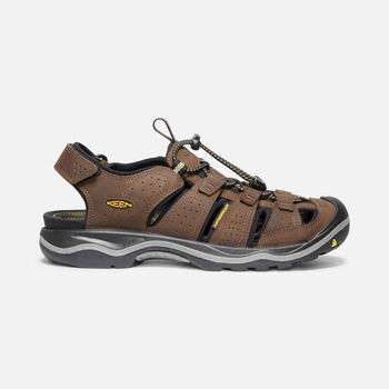 Men's RIALTO II in Bison/Black - large view.