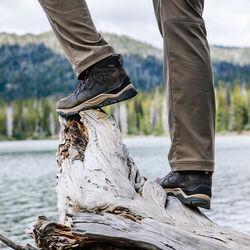Men's Innate Sherpa Waterproof Boot in  - on-body view.