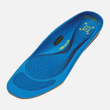 Men's UTILITY K-30 Medium Arch Insole in Blue - large view.