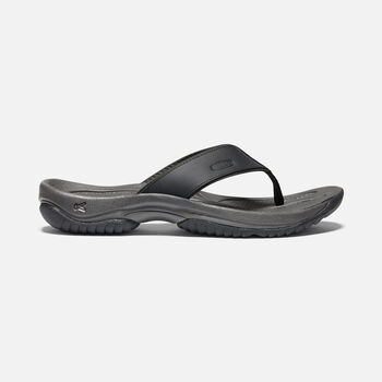 Men's KONA FLIP PREMIUM in BLACK/RAVEN - large view.