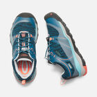Big Kids' TERRADORA Waterproof Low in AQUA SEA/CORAL - small view.
