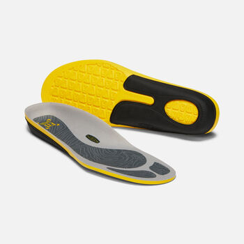Women's Outdoor K-20 PLUS Insole in BLACK - large view.