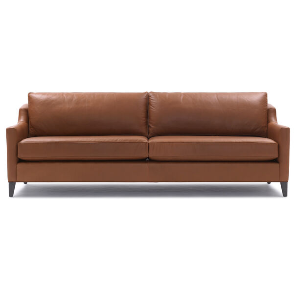Gigi Leather Sofa Mitchell Gold Bob Williams
