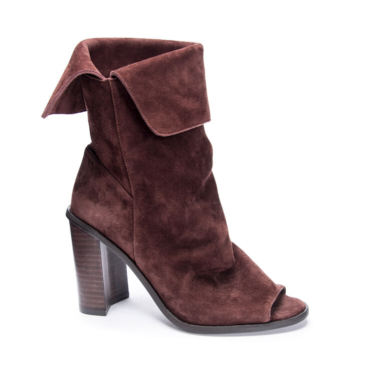 Chinese Laundry Ramada Boots in Brunette