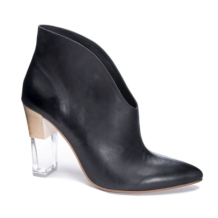 42 Gold Kisses Boots in Black