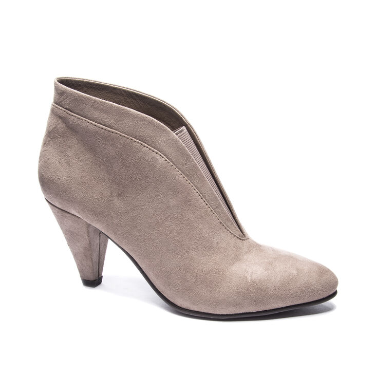 Chinese Laundry Nevine Boots in Pebble Taupe