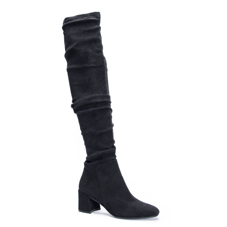 Chinese Laundry Dabbie Boots in Black
