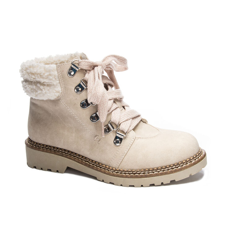 Chinese Laundry Casbah Boots in Cream