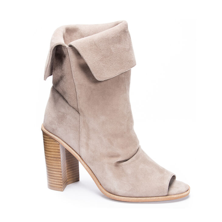Chinese Laundry Ramada Boots in Silvertaupe