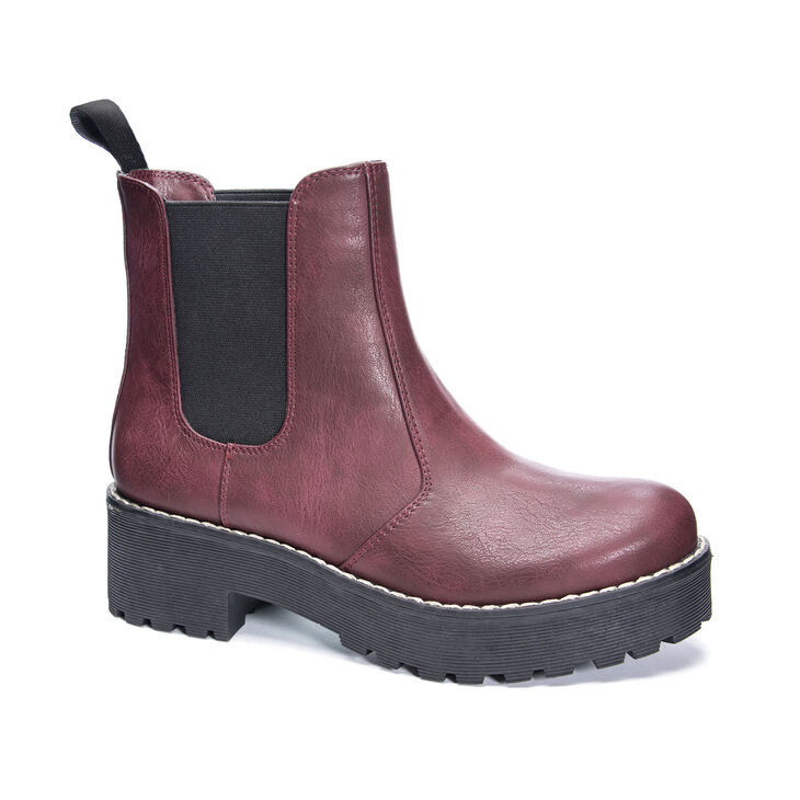 Chinese Laundry Margo Boots in Burgundy